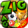 Words Zigzag : At the Sports Crossword Puzzles with Friends Free Wiki
