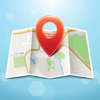 Drop a Pin - Map & GPS Address + Elevation Finder