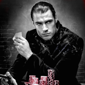 Texas Hold em Offline Poker - Best Heads Up AI Game Play icon
