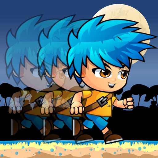 Running Boy Game - PRO iOS App