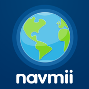 Navfree GPS USA + Street View icon