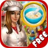 Cooking mania Hidden Objects
