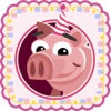 Cartoon Puzzle: Pigs Pepp Version