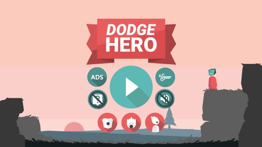Dodge Hero Screenshot