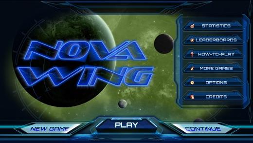 NovaWing Screenshot