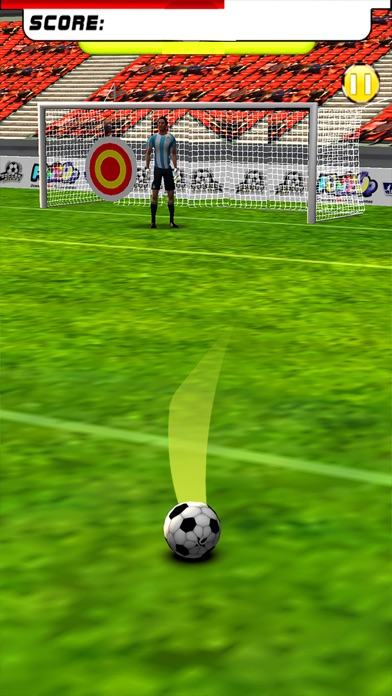 Ultimate Football: Penalty Kicks FreeСкриншоты 1