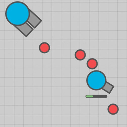 Tank war for Diepa.io iOS App