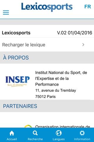 Lexicosports screenshot 4