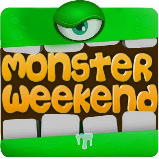 Monster Weekend - adventure puzzle game iOS App
