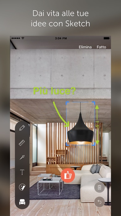 Houzz - Design per la casa Screenshot