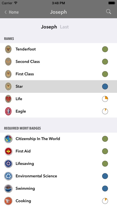 Learning Roman Numerals Worksheet Pdf Scout Champ On The App Store Printable Toddler Worksheets Excel with Digraphs And Blends Worksheets Word Iphone Screenshot  Graph Worksheets