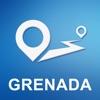Grenada Offline GPS Navigation & Maps