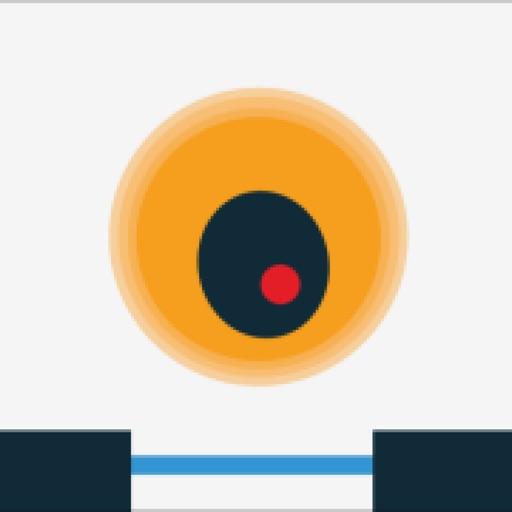 Ball Bounce Icon