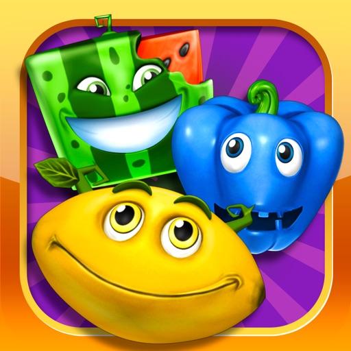 Magic Kitchen: match - 3 puzzle game iOS App