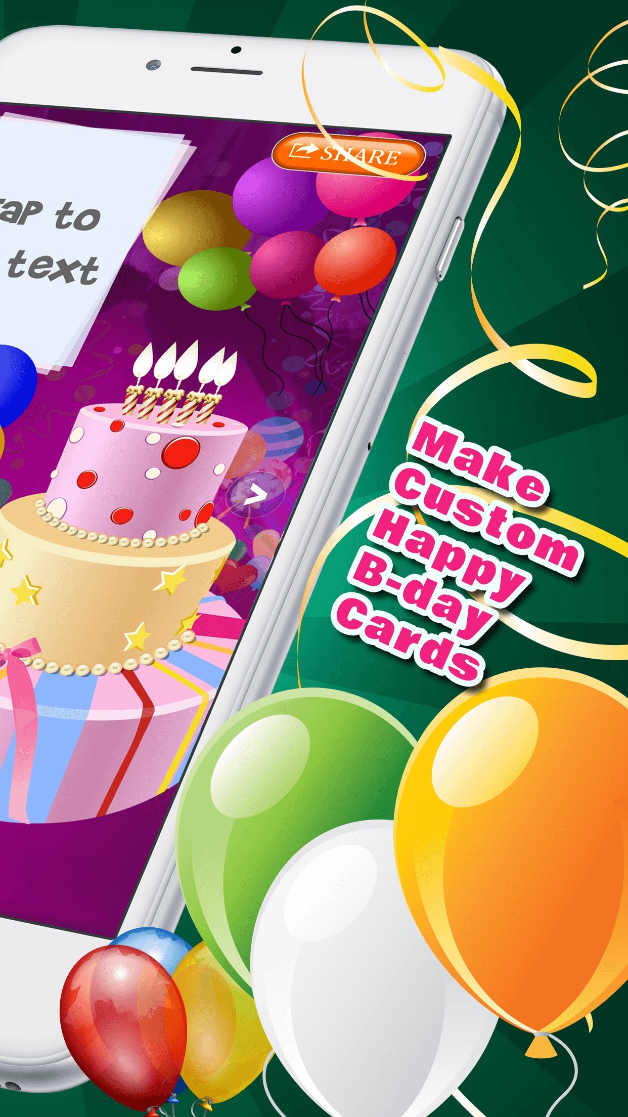 Custom Birthday Card Maker – gangcraft