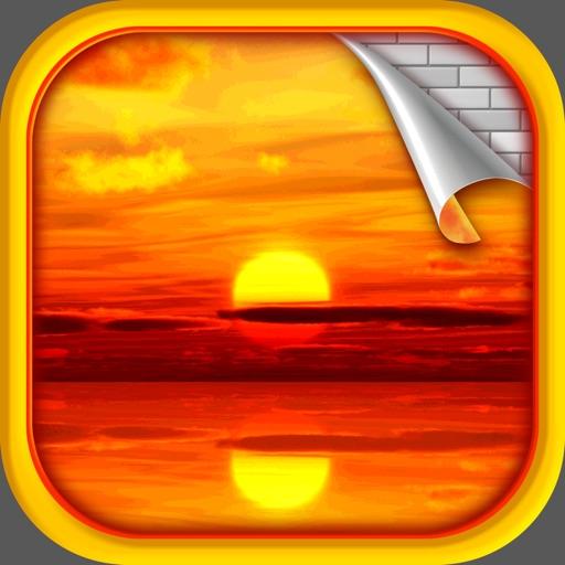 Tramonto Sfondo Bellissimo Sole Sfondi Per Iphone E Ipad Per Goran