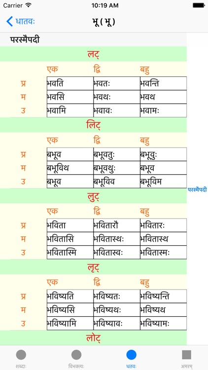 sanskrit dictionary app