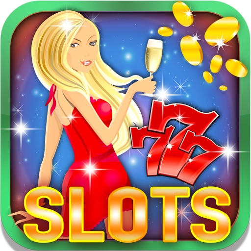 Birthday Party Slots: Take a risk, roll the dice and show off your secret dance moves iOS App