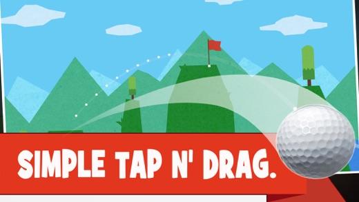 18 Hits Golf Screenshot
