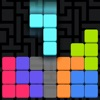 Old School Block - The Perfect Cube Blocks & Fit 50 Skip Slicing Game