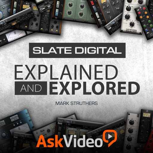 Course For Slate Digital Plugins by ASK Video
