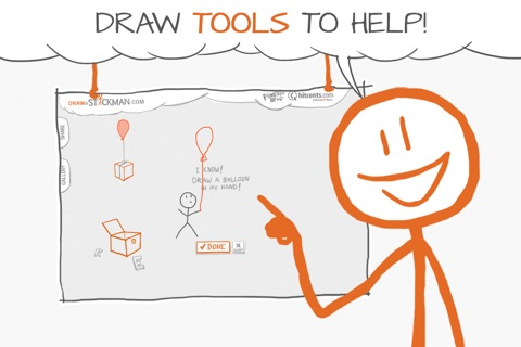 Draw A Stickman Pro screenshot 2