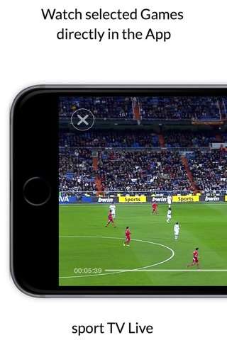 sport TV Live - Sport Television Channels screenshot 2