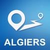 Algiers, Algeria Offline GPS Navigation & Maps