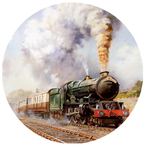 Steam Trains Of The World