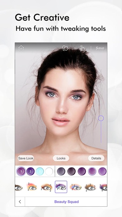 Perfect 365 - Makeup, Photo Editor Screenshot 3