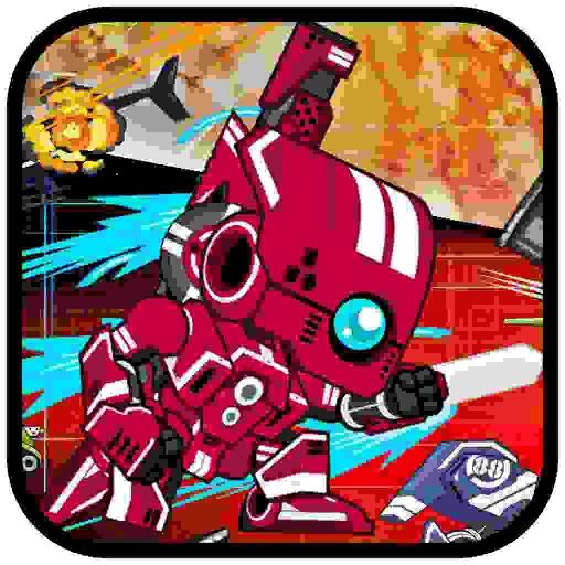 ROBOT BATTLE WAR 1 iOS App