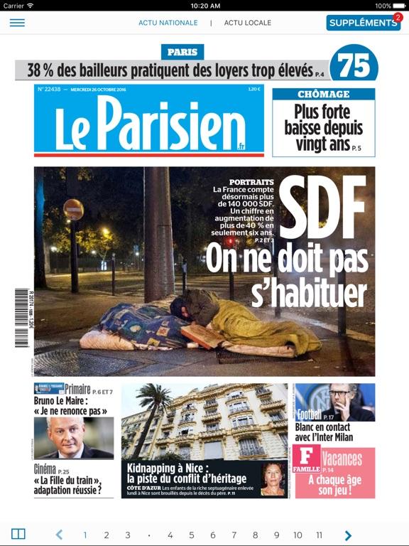 Adresse Du Journal Le Parisien