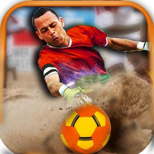 Beach Soccer 2k17 - ultimate mobile soccer hero 3D iOS App