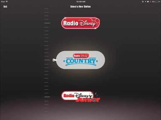 Screenshot #2 for Radio Disney