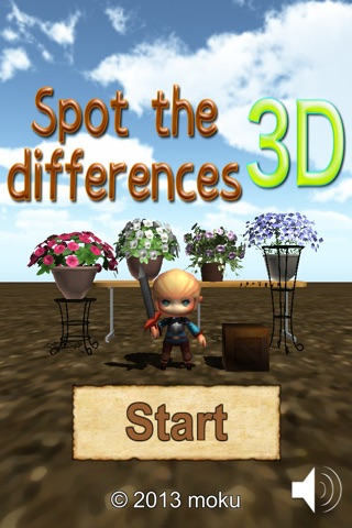 Spot the difference 3D screenshot 4