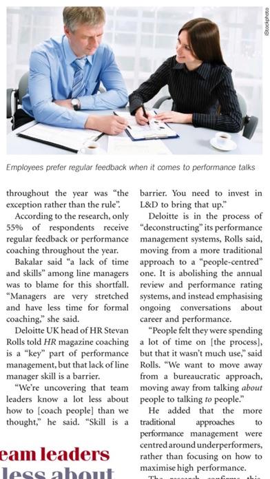 download HR Magazine digital edition apps 4
