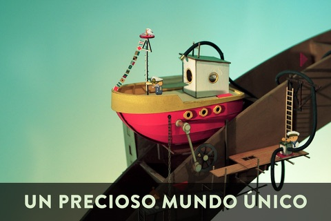 Lumino City screenshot 1