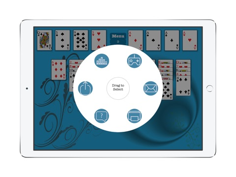 MyFreeCell HD screenshot 3