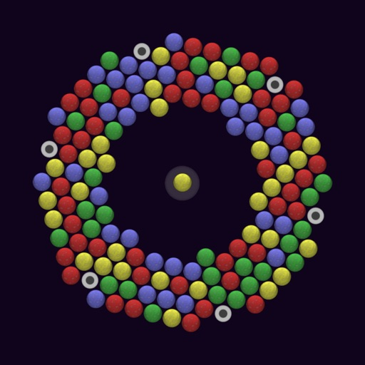 Bubble Shooter Redux - Orbital iOS App