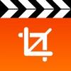 視頻裁剪 - 影片尺寸裁剪,編輯製作平方視頻
