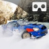 Vr Mountain Track Racer : 3D Virtual Reality racer racing wanted