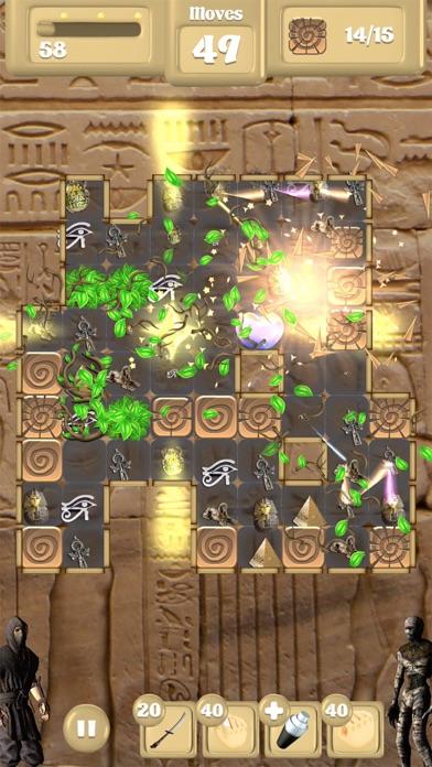 Assassin Vs Mummies Free Fall Unlocked Screenshot 2