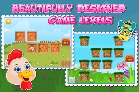 Animals Matching Blocks for Kids Pro screenshot 2