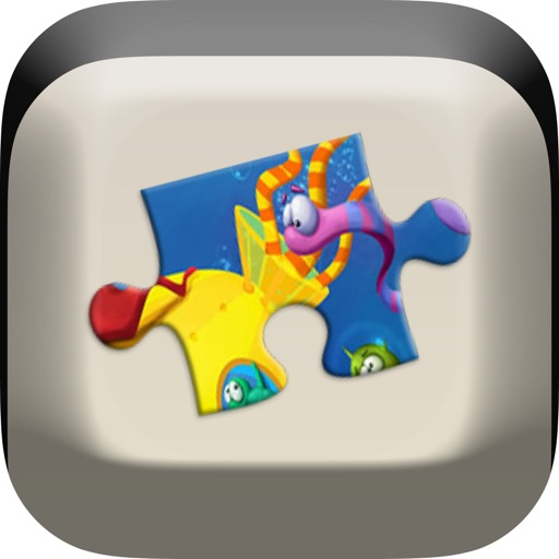 education game gigsaw for kids iOS App