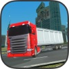 Heavy Transporter Truck Simulator Big City Parking