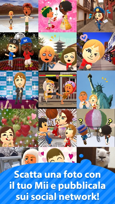 Screenshot of Miitomo5