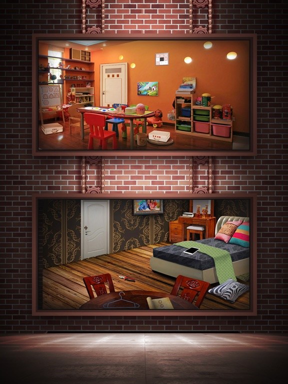 Escape Room:100 Rooms 7(Murder Mystery house, Doors, and Floors gameS) для iPad
