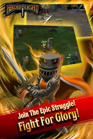 Heroes of Light screenshot 2