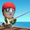Пират Мечах - игры бродилки драки бокс экшен игра