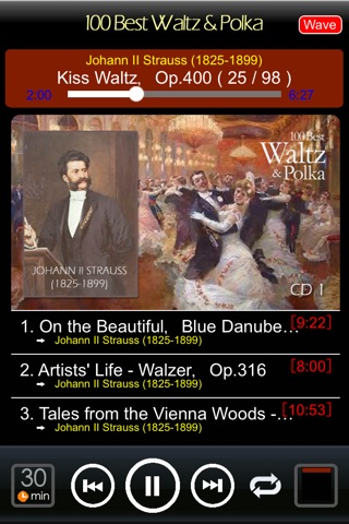 [5 CD]100 Best Waltz & Polka screenshot 2